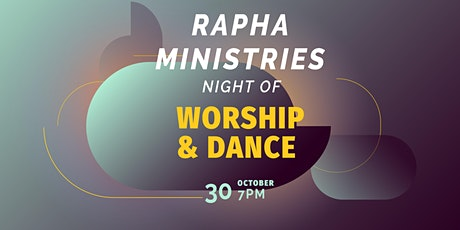 Rapha 2021: Night of Worship and Dance tickets