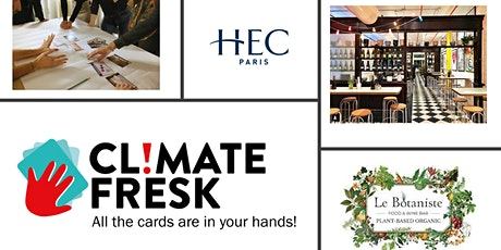 The Climate Fresk: The  game to understand climate change tickets