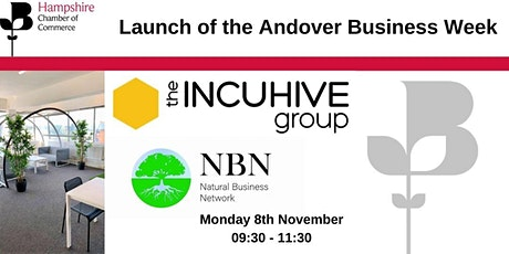 Launch of the Andover Business Week tickets