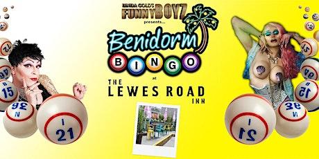 FunnyBoyz Brighton presents DRAG BINGO tickets