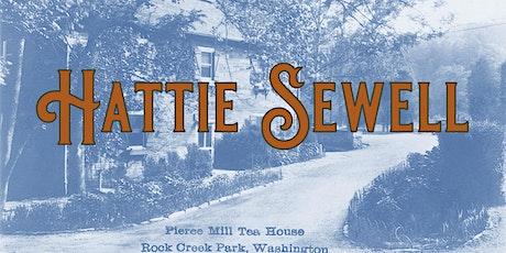 Hattie Sewell Film Premiere: Screening 1 tickets