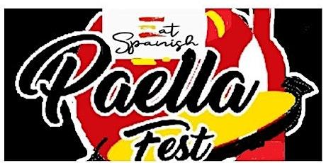 EAT SPANISH PAELLA FESTIVAL -PERTH, WA tickets