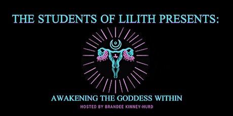 Awakening the Goddess Within tickets