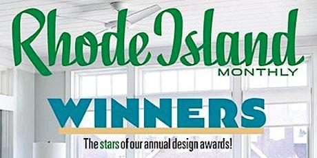 Rhode Island Monthly's 2021 Design Awards tickets