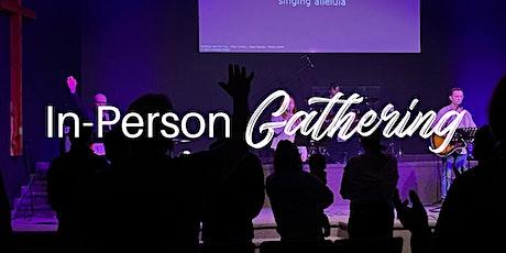 Sunday Gathering: October 17th, 2021 tickets