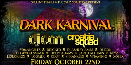 Dark Karnival 2021 at The Mayan tickets