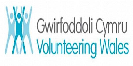 Volunteering Wales Provider Training tickets