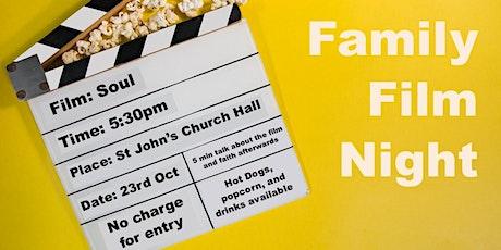 Family Film Night tickets