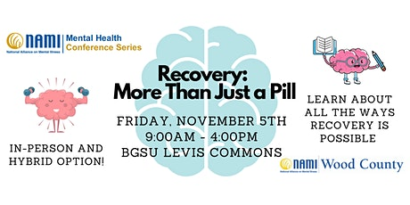 Recovery: More Than Just a Pill tickets