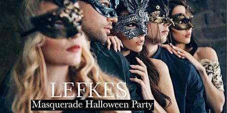 Halloween Masquerade Party tickets