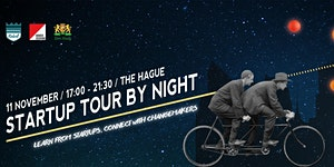 Startup Tour By Night - The Hague