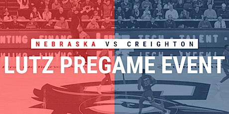 Lutz Pregame Event + CU vs NU  Basketball tickets