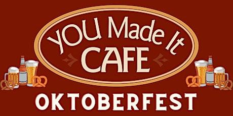 Oktoberfest with YOU tickets