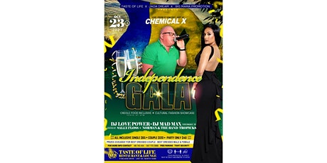 Taste of Life's INDEPENDENCE GALA tickets