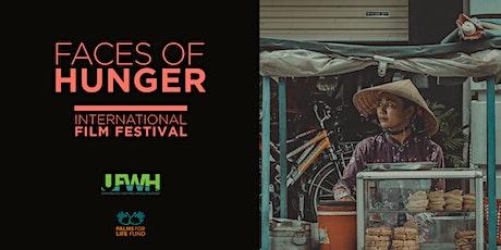 Faces of Hunger International Short Film Festival tickets