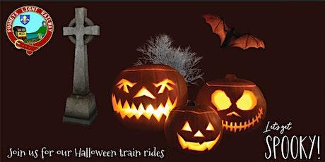 Halloween Spooktacular  - Pugneys Light Railway tickets