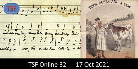 Traditional Song Forum Online Meeting 32 tickets