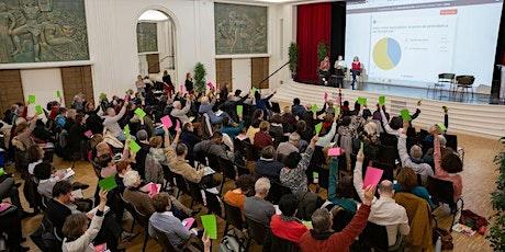 Conférence annuelle de la vie associative billets