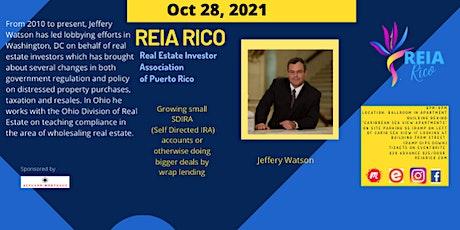"Real Estate Investors Association of Puerto Rico - ""REIA Rico"" tickets"