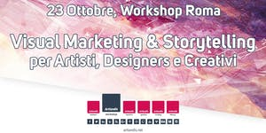 Artlandis' Workshop: Visual & StoryTelling