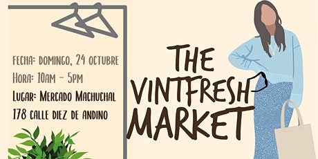 The VINTFRESH Market entradas