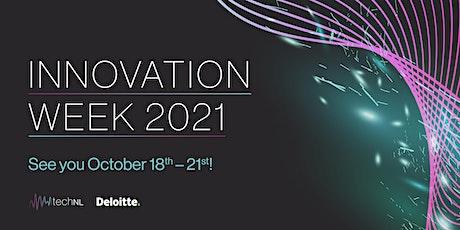 Innovation Week 2021 tickets