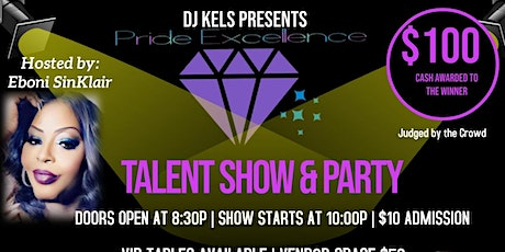 Pride Excellence Talent Show & Party tickets
