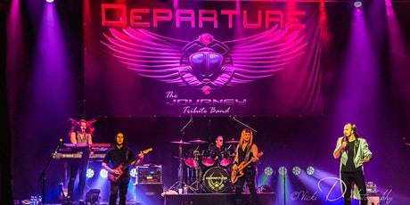 Journey tribute {Departure} tickets