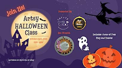 Artsy Halloween Class tickets