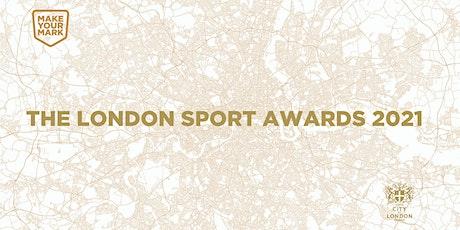London Sport Awards 2021 tickets