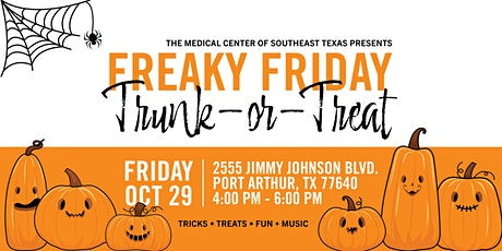 Freaky Friday Trunk-or-Treat tickets
