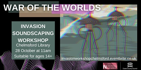 Invasion Soundscaping Workshop tickets