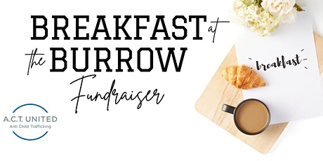 Breakfast at the Burrow Fundraiser tickets