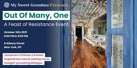 MSG Presents: Out Of Many, One - A Feast of Resistance tickets