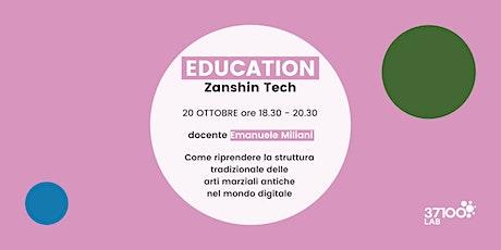 Zanshin Tech / 20 ottobre 2021 biglietti
