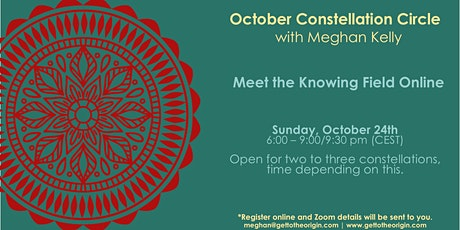 October Constellation Circle with Meghan Kelly tickets