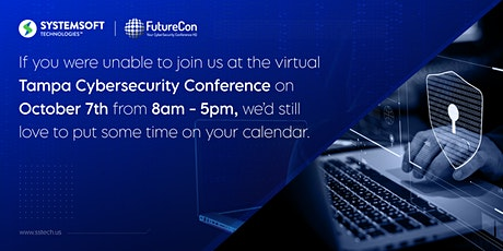 Cybersecurity Consultation with System Soft Technologies tickets