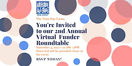 After-School All-Star NJ 2nd Annual Funder Roundtable tickets