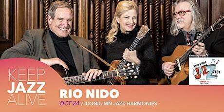 Rio Nido - Keep Jazz Alive Series tickets