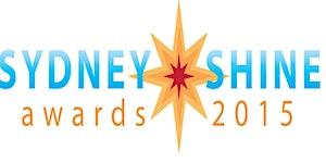 Sydney SHINE Awards 2015 - Aplication Workshop