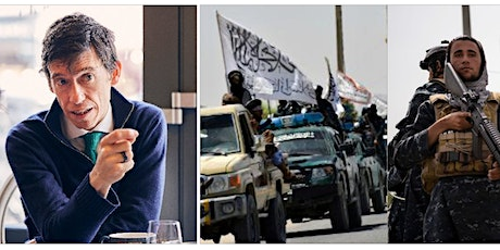 Rory Stewart: Nation Building in Afghanistan and Iraq tickets
