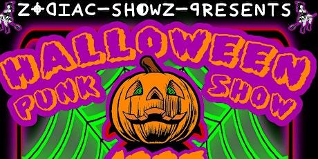 Halloween Punk Show tickets