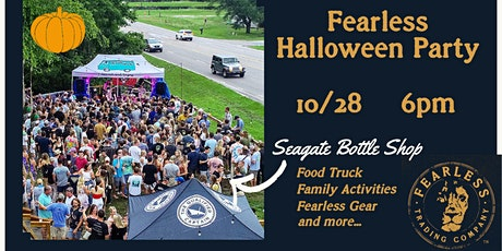 The Fearless Halloween Party tickets