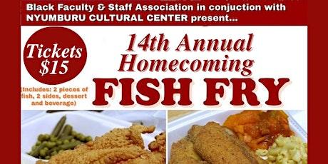 BFSA & Nyumburu's 14th Annual Homecoming Fish Fry tickets