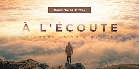 Réunion du Dimanche 24 Octobre - Oasis Église Rive-Sud billets
