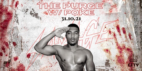 THE PURGE X POKE LIVE ON STAGE X HALLOWEEN EDITION tickets