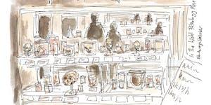 Sketching Class with Edinburgh Sketcher 4pm