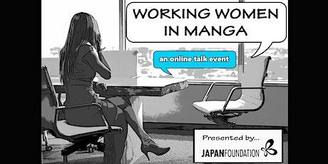 Working Women in Manga tickets
