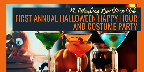 Halloween Happy Hour & Costume Party tickets