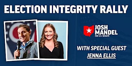 Election Integrity Rally with Josh Mandel, Patriot America & Jenna Ellis tickets
